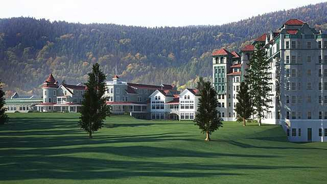 Balsams Resort rendering