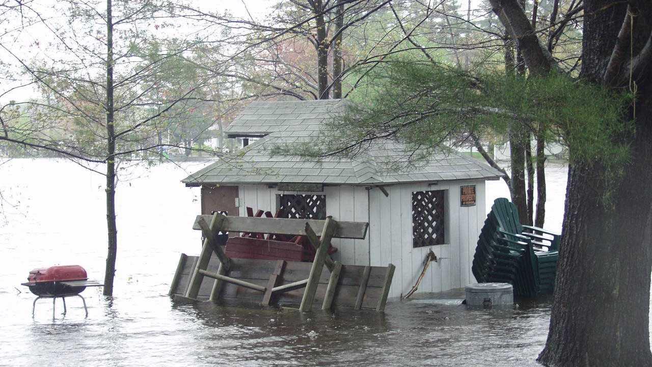 Flooding u local