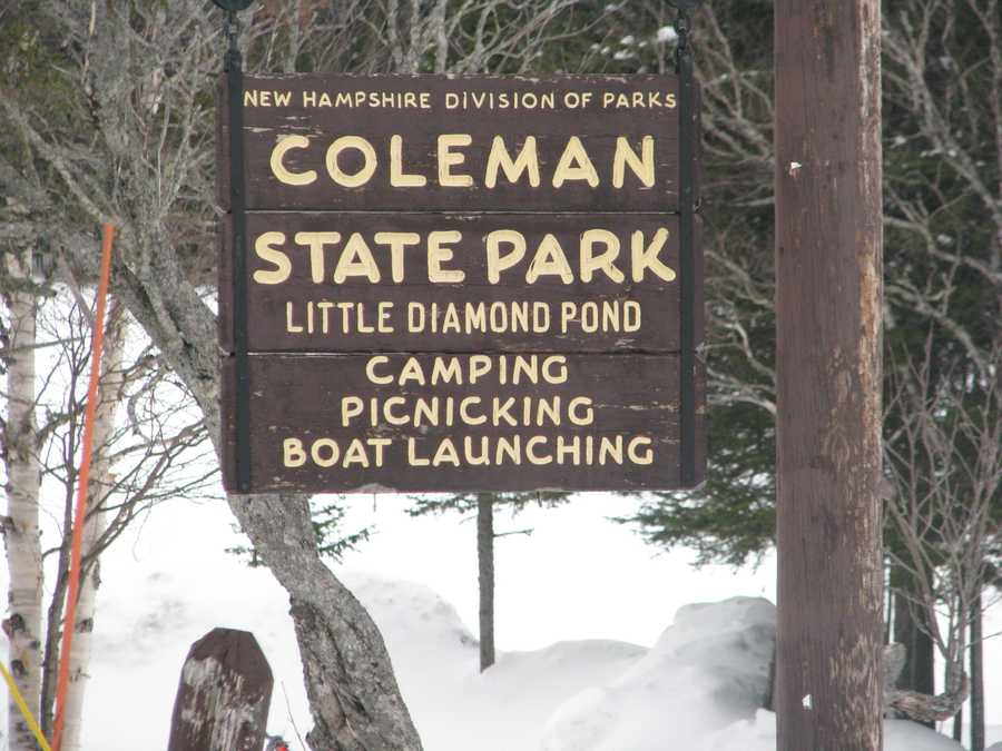 Here are some photos from the Great North Woods ride at Coleman State Park.