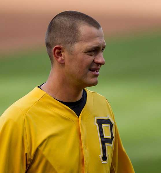 Pittsburgh Pirates pitcher Jared Hughes was born July 4, 1985, in Stamford, Conn. He made his major league debut on Sept. 7, 2011.