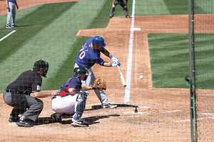 Texas Rangers first baseman Mike Olt was born Aug. 27, 1988, in New Haven, Conn. He made his major league debut on Aug. 2, 2012.