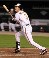 Baltimore Orioles second baseman Ryan Flaherty was born July 27, 1986, in Portland, M.E. He made his major league debut on April 7, 2012.