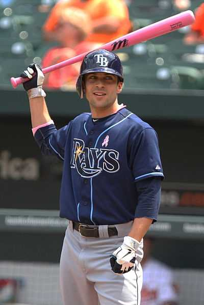 Tampa Bay Rays right fielder Sam Fuld was born Nov. 20, 1981, in Durham, N.H. He made his major league debut on Sept. 5, 2007.