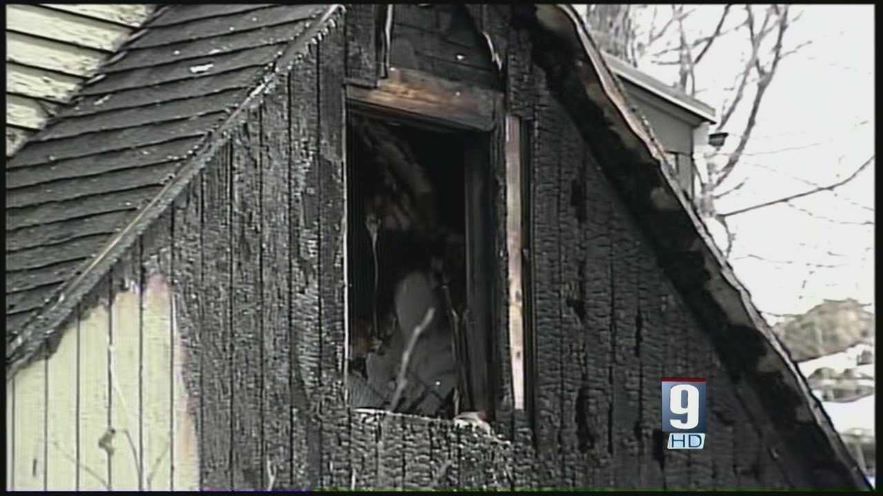 Piece of Jackson's history destroyed in fire