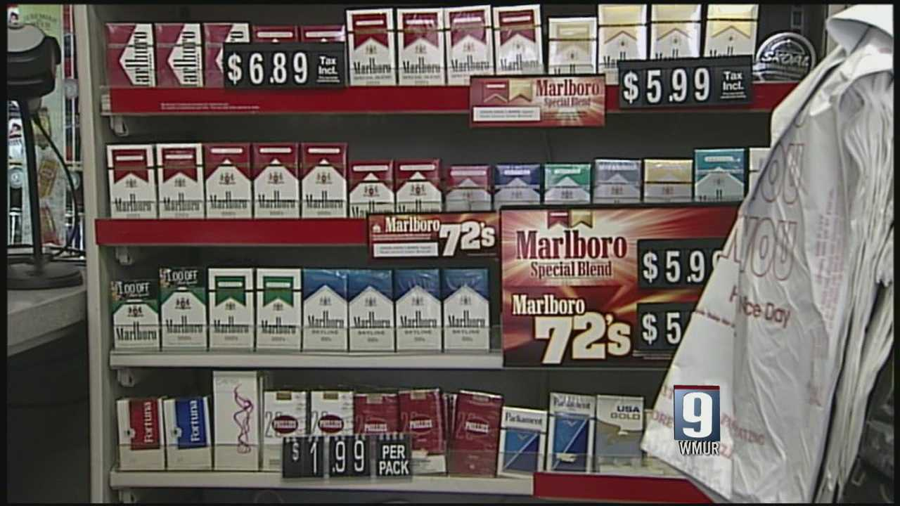 Budget writers consider cigarette tax hike