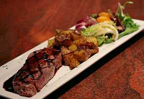 """Jason's favorite restaurant in New Hampshire is…"""" It used to be Silos Steakhouse in Merrimack until it closed. Still searching for a new favorite,"""" said Jason."""