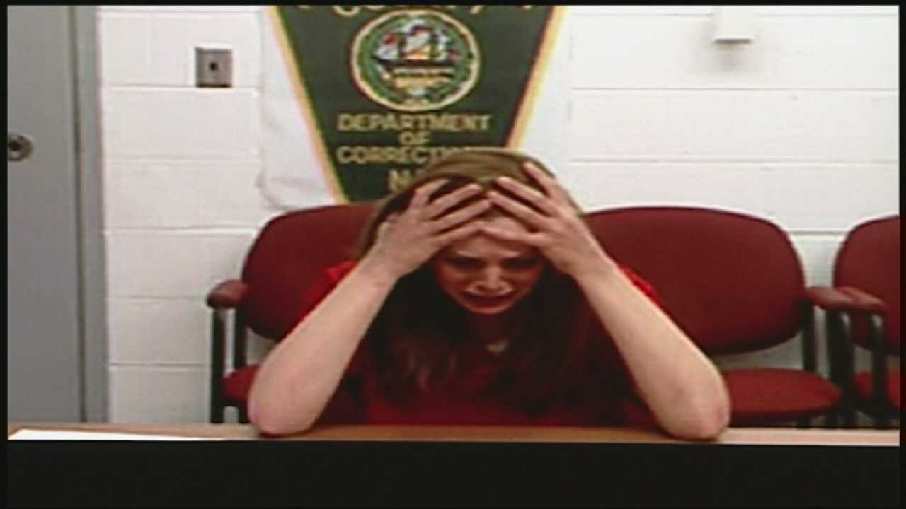 Robbery suspect says she wants to go to rehab