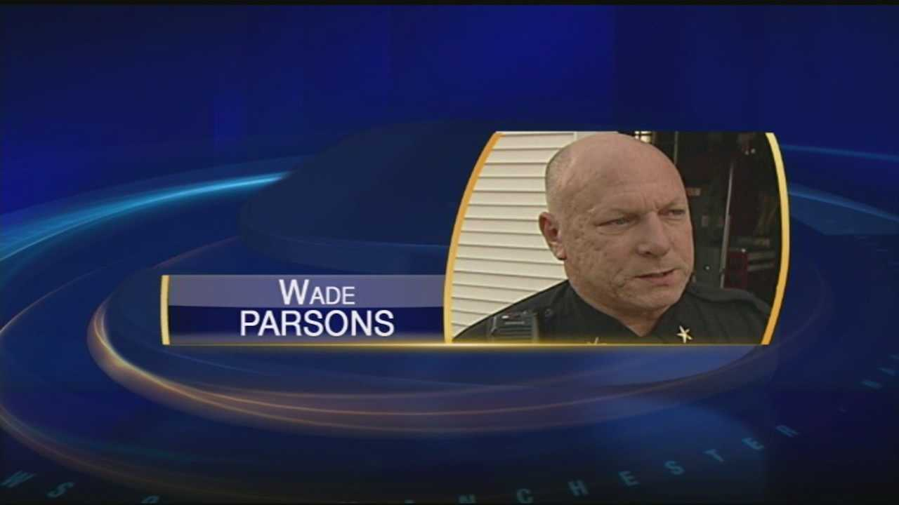 Police chief faces charge in connection with shooting death