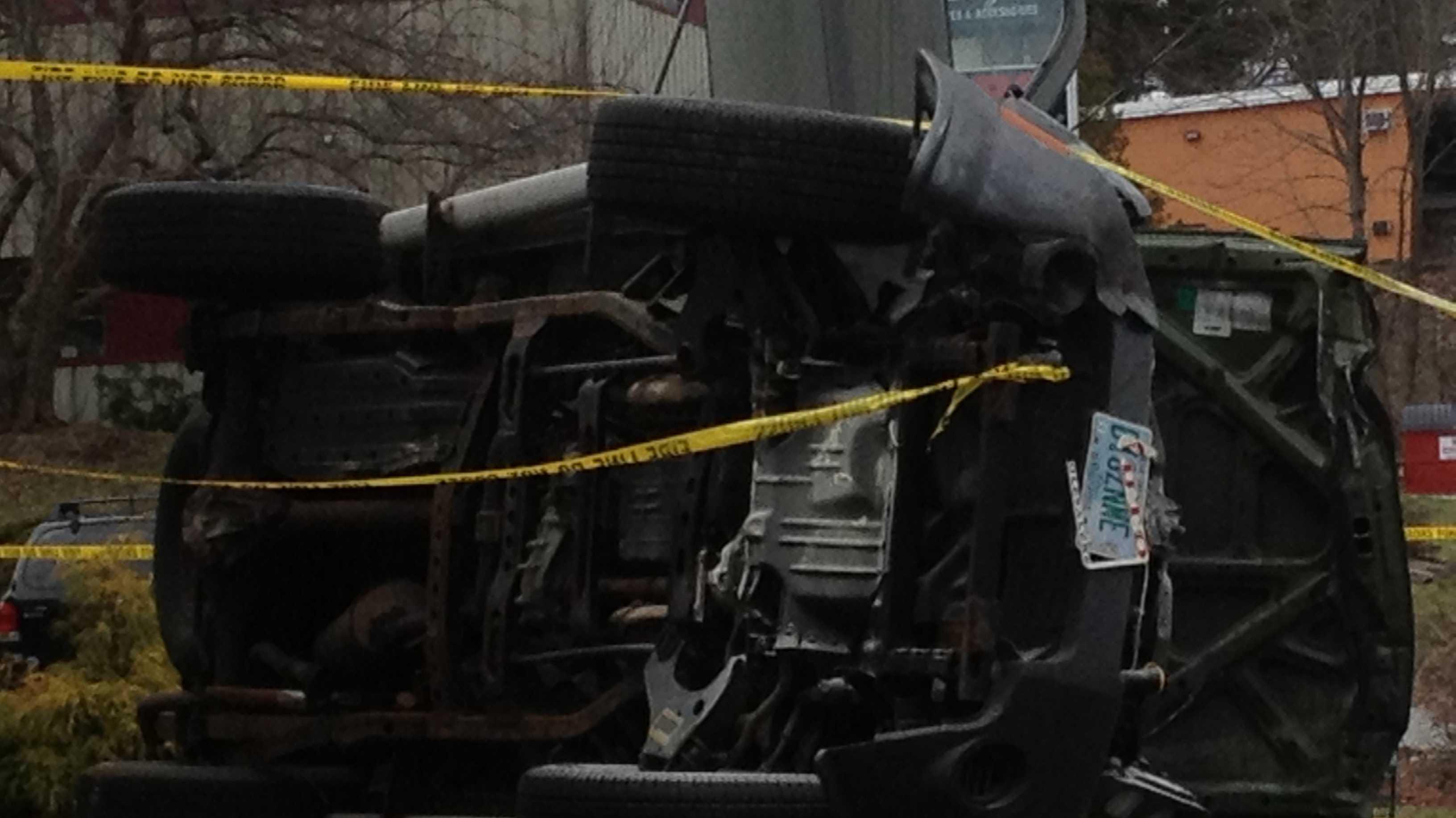 Hooksett crash