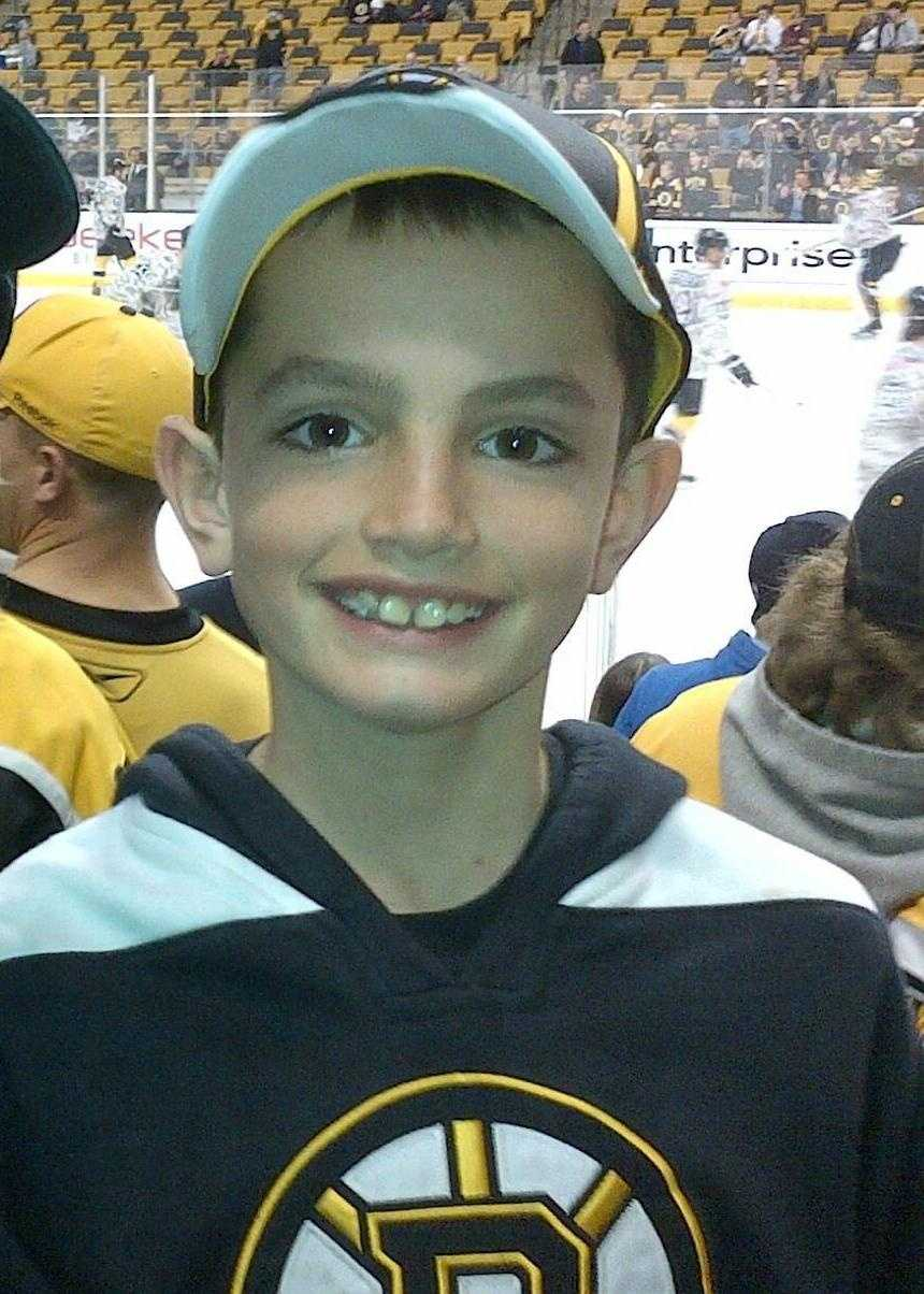 Neighbors and friends remembered 8-year-old bombing victim Martin Richard as a vivacious boy who loved to run, climb and play sports like soccer, basketball and baseball.