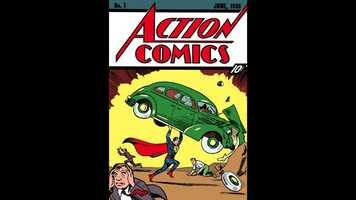 """Superman made his first appearance in """"Action Comics No. 1,"""" which was published on April 18, 1938. It didn't take very long for the superhero to make the leap off the comic book page."""