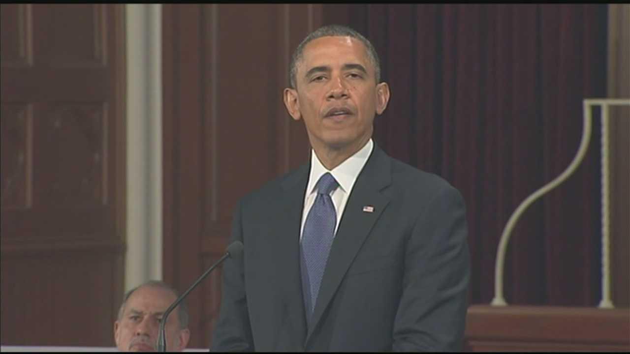 Barack Obama speech