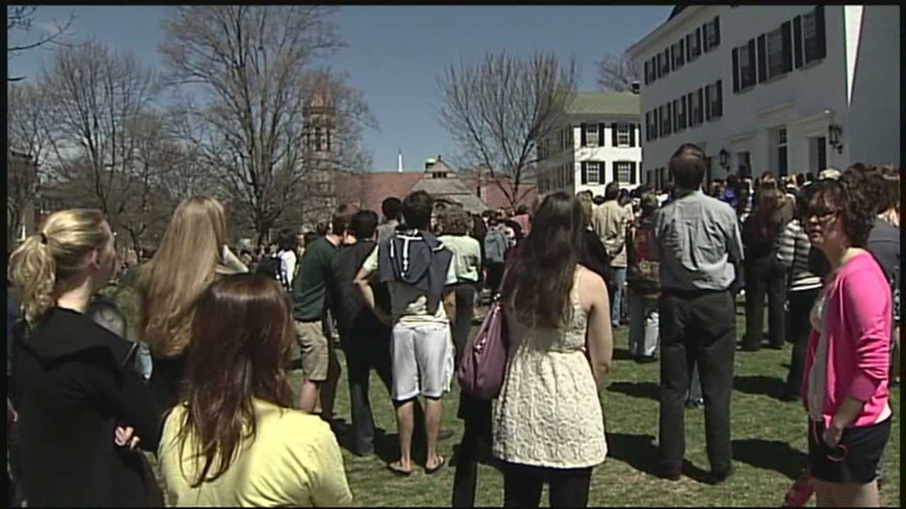 Discussions held in response to threats at Dartmouth