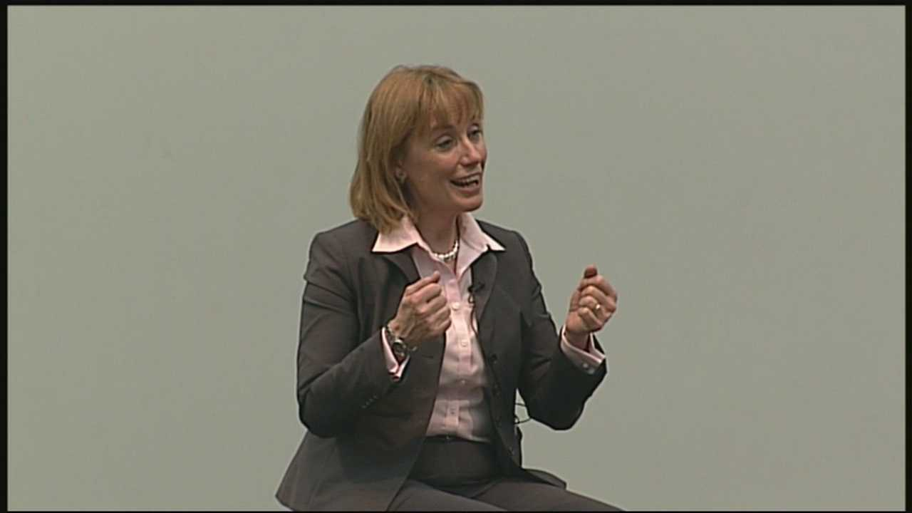 Hassan questioned on budget, tuition, foreclosures