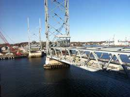 Purpose: Replacement of the US1 Memorial Bridge over the Piscataqua River&#x3B; the Scott Avenue Bridge&#x3B; and Kittery approach spans.
