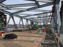The bridge is jointly owned by the States of New Hampshire and Maine. Anticipated bridge opening is the Summer, 2013. Estimated final completion is Fall, 2013. Cost of the project is $81.4 million.