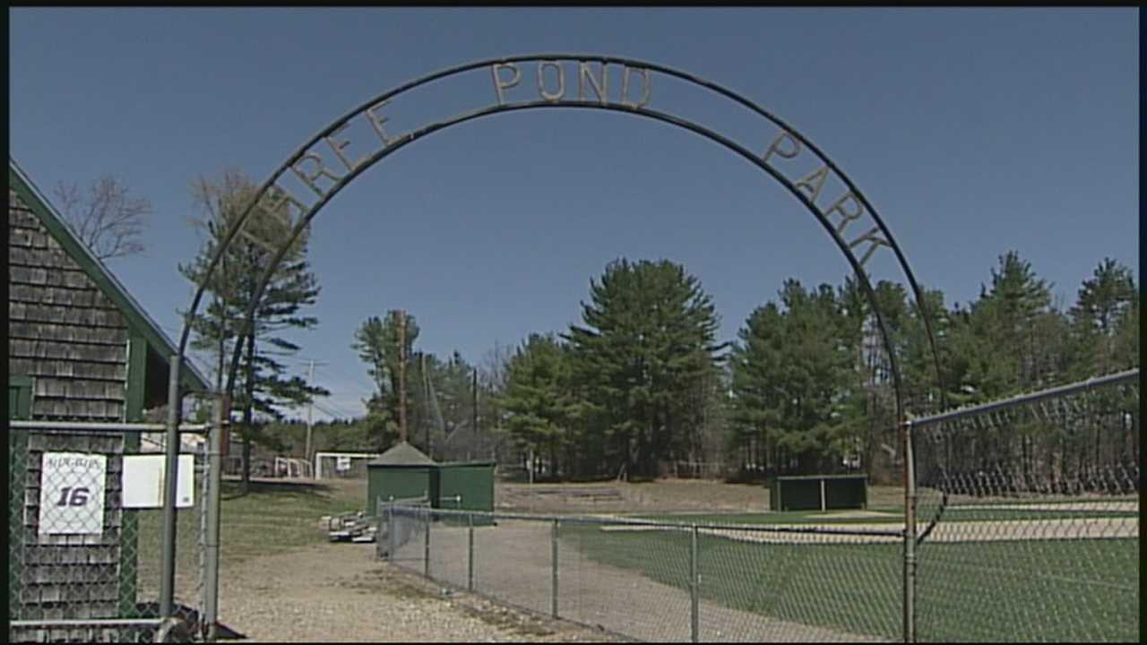 Milton field locked up