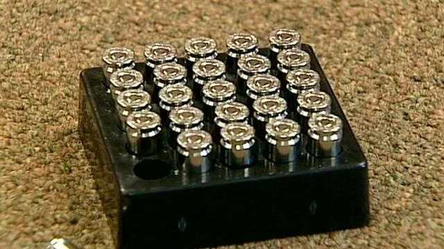 Higher demand in firearms means shortage for ammunition.