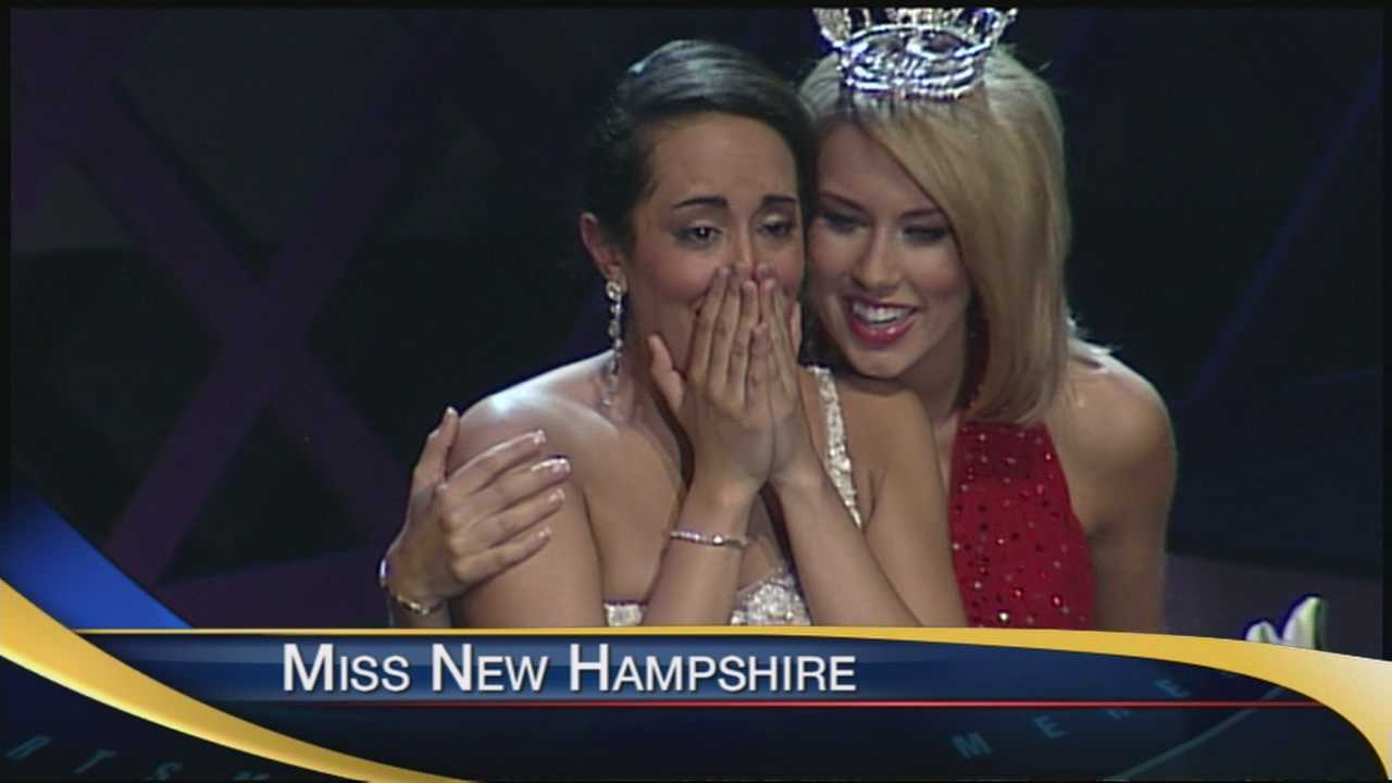 Meet The 2013 Miss New Hampshire!
