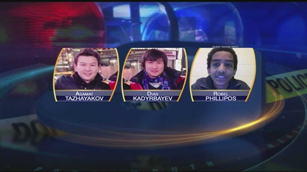 3 face charges related to bombing investigation