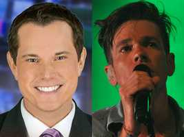"""In a movie about his life, Nick said the lead singer of Fun., Nate Reuss, would play him in a movie. """"I've been told we look alike,"""" said Nick."""