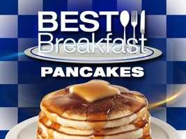"Having trouble finding good pancakes in New Hampshire? We've got you covered. We asked our viewers, ""Who makes the best pancakes in New Hampshire?"""