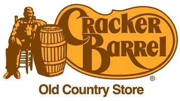 Tie-15) Cracker Barrel in Londonderry