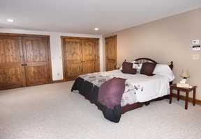 Located on the lower two levels of this property are four spacious and welcoming bedrooms.
