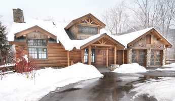 This elegant home is nestled in the South peak at Loon mountain, and can be enjoyed by all. It offers over 5,000 square feet, including a three floor elevator making it handicap accessible.
