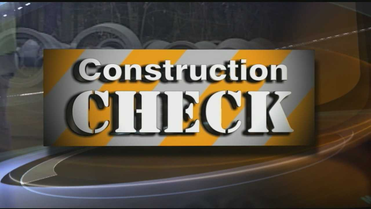 Construction check: Work continues on Spaulding Turnpike