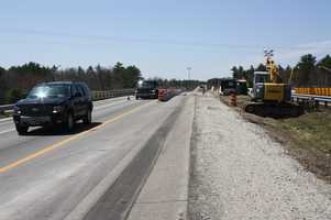 Route 101 Bridge & Pavement Work:Pavement rehabilitation and bridge rehabilitation work on 7 bridges along NH Route 101.
