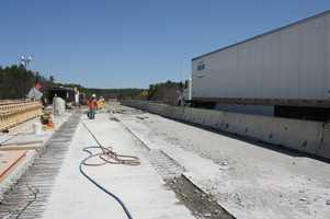 Lane closures and lane shifts are required to complete this work.