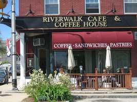 12) Riverwalk Cafe in Nashua