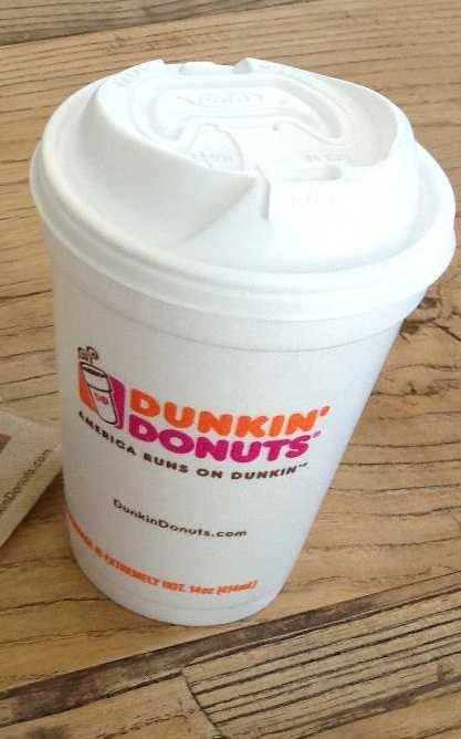 8) Dunkin Donuts (multiple NH locations)