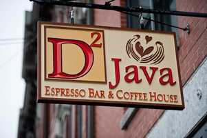 4) D Squared Java in Exeter