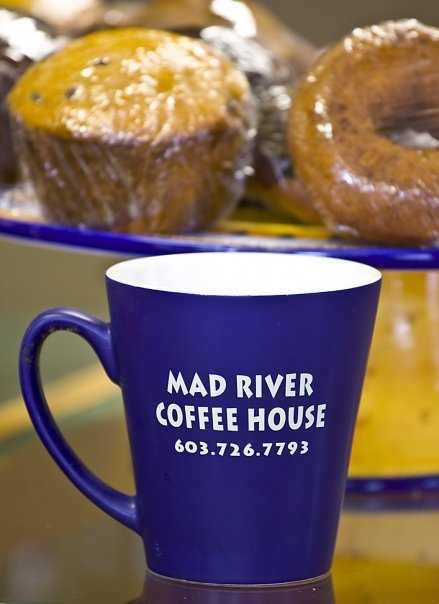 2) Mad River Coffee House in Campton