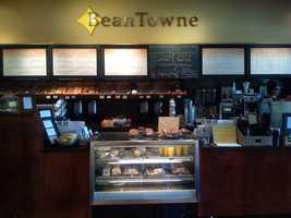 1) Beantowne Coffee House in Hampstead