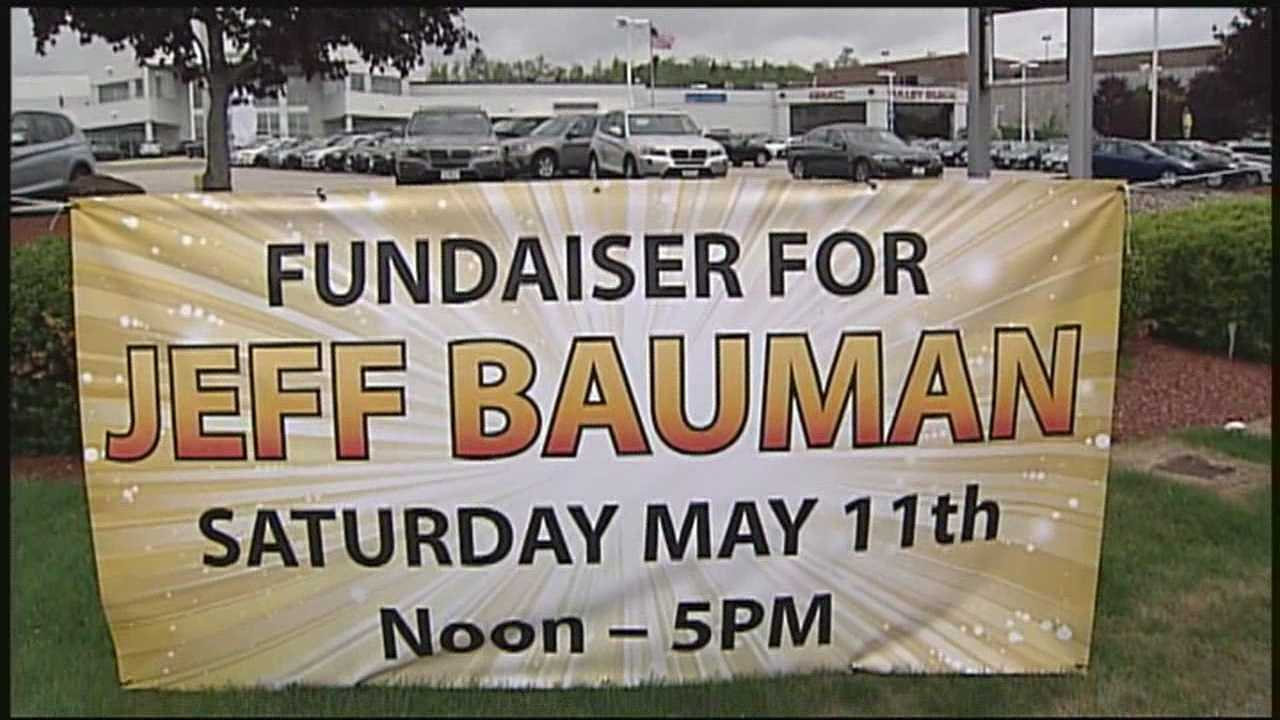 Fundraiser for Jeff Bauman