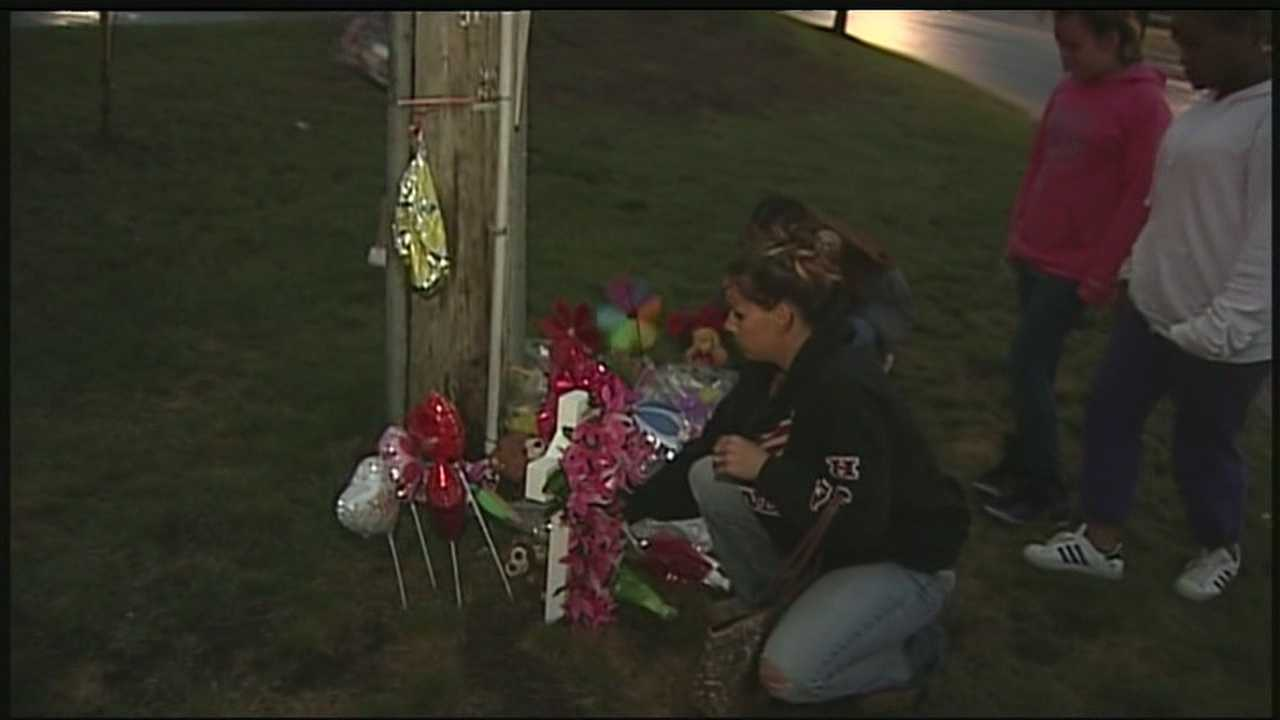 Memorial ride for teen killed by car