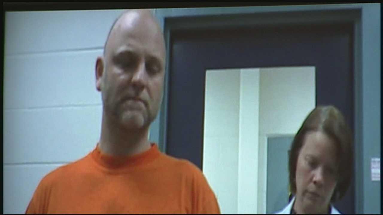 Police say man found in girl's bedroom