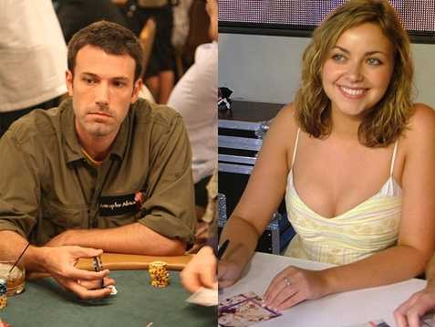 6) Benjamin and Charlotte(Pictured: Actor Ben Affleck, and musician Charlotte church)
