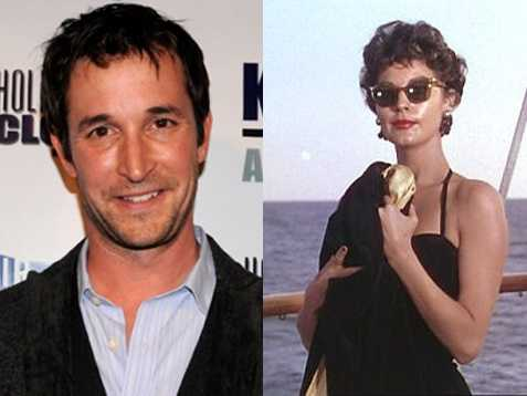 5) Noah and Ava(Pictured: Actor Noah Wyle, and actress Ava Gardner)