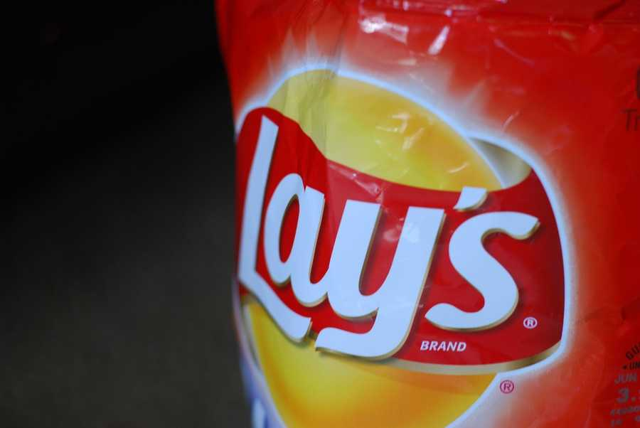 The food Andy can't live without is a bag of Lay's potato chips.