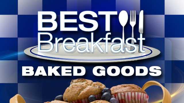 """Having trouble finding good bagels, muffins, donuts, cinnamon rolls, etc. in New Hampshire? We've got you covered. We asked our viewers, """"Who makes the best breakfast baked goods in New Hampshire?"""""""