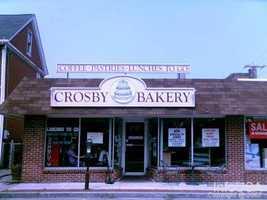 Tie-No. 9: Crosby Bakery in Nashua