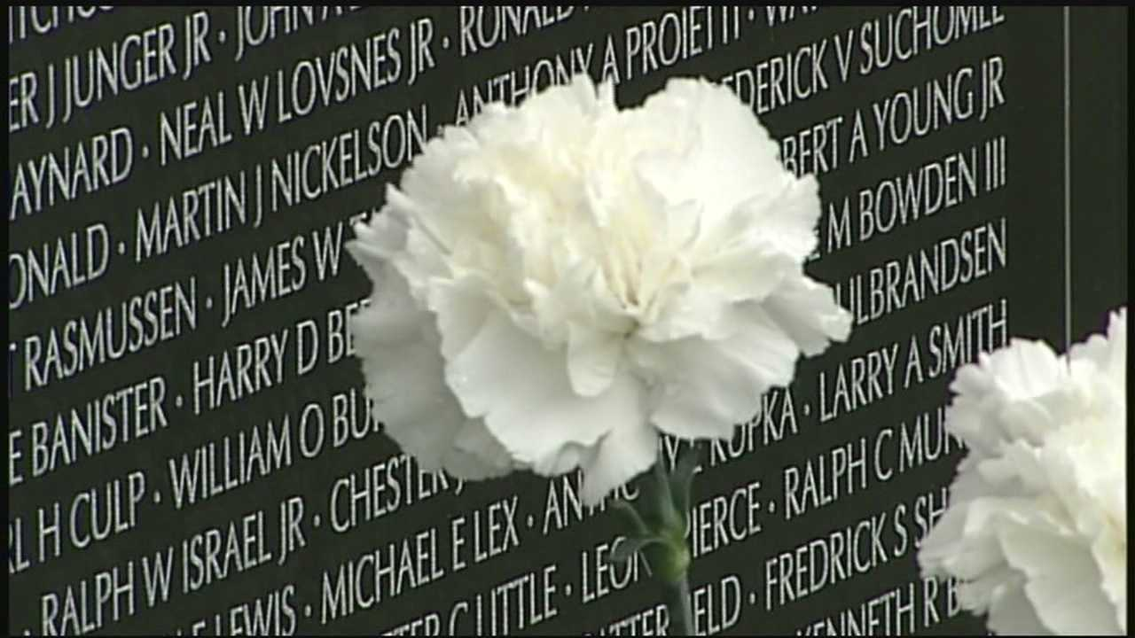 Strong emotions triggered by traveling memorial