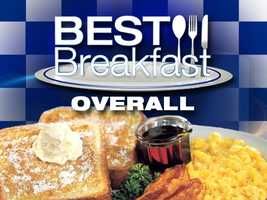 """Having trouble finding good breakfast in New Hampshire? We've got you covered. We asked our viewers, """"What is the best overall breakfast place in New Hampshire?"""""""