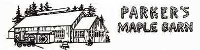 Tie-9) Parker's Maple Barn in Mason