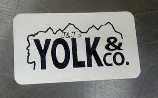 Tie-4) J & J's Yolk & Co. in Belmont