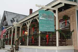 Tie-4) Foothills of Warner Restaurant & Bakery in Warner